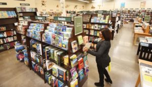 barnes and noble, amazon books, global business lending